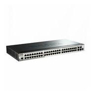 友訊 D-Link DGS-1510-52X 52埠Gigabit Smart 網管交換器 [強力促銷]]   支援4埠 10G 埠 主力機種