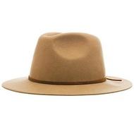 Brixton Wesley Fedora 紳士帽 (卡其)《Jimi Skate Shop》