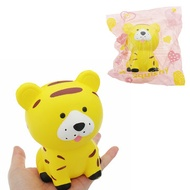 Tiger Squishy Toy 11.5*9CM Slow Rising With Packaging Collection Gift