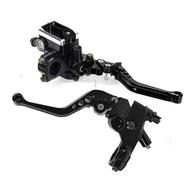 Motorcycle Brake clutch levers for Integra 700 Bmw G 310 Gs Benelli Leoncino500 Aprilia Rsv Honda Transalp 600 Brembo Gear