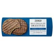 LOTUS'S / TESCO: Biskut / Biscuit / Milk Chocolate Digestives / Milk Choco Oaties / Digestives / Choco Chip Digestives