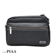 5-P817A【PIAA POLO 皮亞 保羅】實用橫式側背包