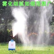 消毒智慧農用背負式電動噴霧器高壓鋰電池多功能充電式打農藥桶機ATF「青木鋪子」