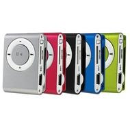 第六代 蘋果夾子機 MP3隨身聽 micro SD 插卡式隨身碟 1入/組
