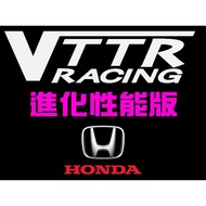 【VTTR Racing】HONDA CIVIC CITY ACCORD FIT CRV進化性能版 來令片 煞車改裝