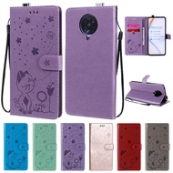 Poco F2 Pro Leather Case na For Fundas Xiaomi Poco F2 Pro Case Xiomi Poco F2 F 2 Phone Cases Cute