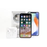 【高雄青蘋果3C】現貨 Apple iPhone X 銀 64G 64GB 5.8吋 蘋果手機 # 26070