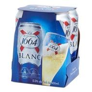 K1664 - 白啤酒 (巨罐裝) #1664 #法國 #FrenchWay #花香