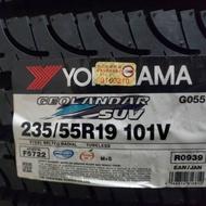 台北 橫濱輪胎 G055 235/55/19 限量特價$5500