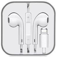 ร้อนสำหรับ Apple 12หูฟัง iPhone-6-6 7-8 P-P-XS-XR-คุณภาพสูงแท้สายหูฟังสวมศรีษะ