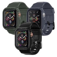 【Spigen】Apple Watch Series 6/5/4/SE Rugged Armor Pro-防摔保護殼專業版(SGP 三色 44mm/40mm)