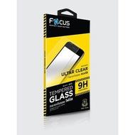 (ต่อ 1 ชิ้น)Focus ฟิล์มกระจกใส Apple iphone 8 Plus