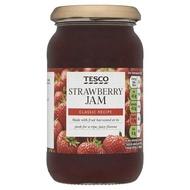 TESCO strawberry jam