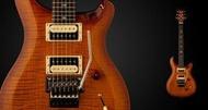 名人樂器-2014 PRS SE Custom 24 Floyd -大搖初登場/ 韓製高品質(物有所值的好琴)