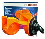 德國BOSCH EC6 Fanfare Compact 汽車/機車通用型高低音喇叭(橘款)