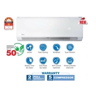 MIDEA Mission Inverter Series Air Conditioner (2.5HP) MSMB-24CRDN1