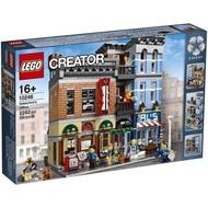 Lego 10246 偵探社 街景 Creator