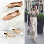 ร้านแนะนำรองเท้าคัชชู gentle curve shoes พร้อมส่ง ใส่ได้ทั้งผู้หญิง