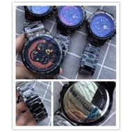 新款 Ferrari 法拉利 男士手錶 三針眼跑秒 原裝進口石英機芯 實心鋼帶 (免運費)24小時發貨