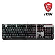 【宏華資訊廣場】MSI微星-Vigor GK50 Low Profile 短軸機械式鍵盤