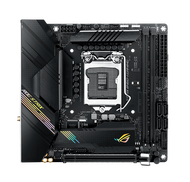 ASUS STRIX B460-I GAMING Mini-ITX B460 10代 LGA 1200【每家比】