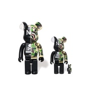 ☆AirRoom☆【預購】2018AW NEIGHBORHOOD BAPE BE@RBRICK 聯名 公仔 400%