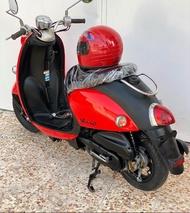 Brand New Original Yamaha Vino 50cc Gasoline Scooter