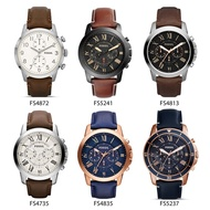 Fossil Men's Watch Leather Townsman - Fossil Watch, Leather Strap for Men