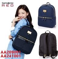 ★Samsonite RED★ Daily Backpack / Korean Star backpack / (Airette BACKPACK AA209001 / AA241001)
