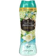 香香豆 日本P&G寶僑 洗衣 柔軟 衣物芳香顆粒 翡翠微風香520ml