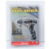好市多 Durofix  8v鋰電池電鑽 8伏特 組合