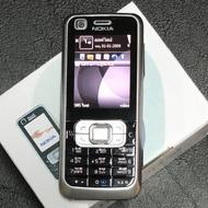 โทรศัพท์มือถือปุ่มกด NOKIA 6120 แท้ ภาษาไทยปุ่มกดไทย