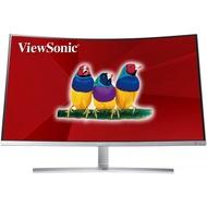 ViewSonic 優派 VX3216-SCMH 32型VA曲面螢幕液晶顯示器 電腦螢幕