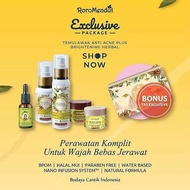 TEMULAWAK EXCLUSIVE PACKAGE