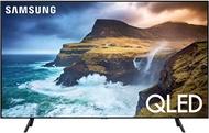 Samsung 65Q75R QN65Q75R Flat 65-Inch QLED 4K Q70 Series Ultra HD Smart TV with HDR and Alexa Compati