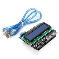 Geekcreit® UNO R3 USB Development Board With LCD 1602 Keypad Shield Kit For Arduino