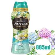 日本 P&G 第四代 衣物芳香顆粒 香香豆 885ml 3入組