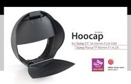 又敗家@台灣製造HOOCAP遮光罩鏡頭蓋R7267G(相容ALC-SH0002和ALC-SH117遮光罩和ALC-F72S鏡頭蓋)適Sony索尼DT 16-50mm F2.8 SSM T* 85mm F1.4 ZA Carl Zeiss Planar半自動鏡蓋半自動鏡前蓋相容SONY原廠遮光罩SONY原廠鏡頭蓋f/2.8 f/1.4 2.8/16-50 1.4/85