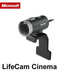 【MR3C】缺貨! 含稅附發票 Microsoft微軟 LifeCam Cinema V2版本 網路攝影機