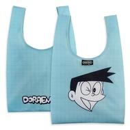 ﹝三代﹞murmur 哆啦A夢 小叮噹 小夫 阿福 便當袋 摺疊購物袋 購物袋 手提袋 飲料袋 隨身購物袋 小購物袋 摺疊袋