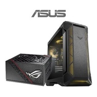 【ASUS華碩大禮包】TUF Gaming GT501 Case 電腦機殼+ROG STRIX 650G 650W金牌 電源供應器