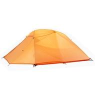 【露營趣】送地布 NatureHike NH15T003-T 鋁合金云尚三人帳篷 登山帳篷 露營帳篷 Big Agnes可參考