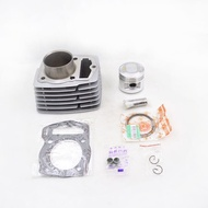 Motorcycle Cylinder Piston Ring Gasket Kit 56.5mm for Honda CT125 CB125 CB125S CL125S SL125 XL125