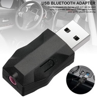 New USB Bluetooth 5.0 Music Receiver 3.5MM Audio Transmitter Hands-free Car Adapter Dongle 5.0 EDR R
