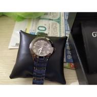 Guess石英不銹鋼手錶 W11010G1