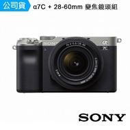 【SONY 索尼】A7C單機身+28-60mm 變焦鏡頭(公司貨 ILCE-7CL)