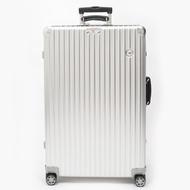 RIMOWA CLASSIC LUFTHANSA Edition Check-In L Silver 84L  r025