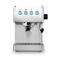 Super สร้อยสแตนเลส15บาร์กาแฟเหล็กกล้าไร้สนิมเครื่องกาแฟเอสเปรสโซ่คาปูชิโน่กึ่งเครื่องทำกาแฟอัตโนมัติ