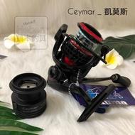 ◂鶴本🐽釣具▸ OKUMA 寶熊 Ceymar 凱莫斯 捲線器 雙線杯