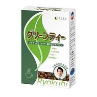 本Fine門診名醫監製綠茶咖啡懶人速孅飲 日本Fine綠茶咖啡速孅飲(1.5g/包,10包/盒)